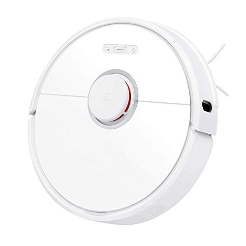 %17 OFF! CUUYQ Smart Sweeping Robot, 2000pa Super-Strong Suction Robot Vacuum Cleaner Ultra Slim Mul...