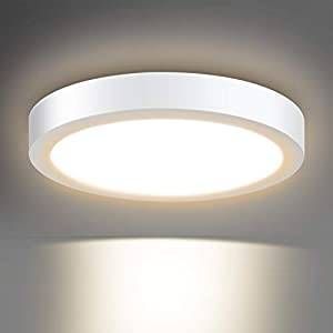 Creyer Modern Round 24W LED Ceiling Lights, Equivalent to 150W Bulbs, φ300mm, 2000LM, AC220-240V