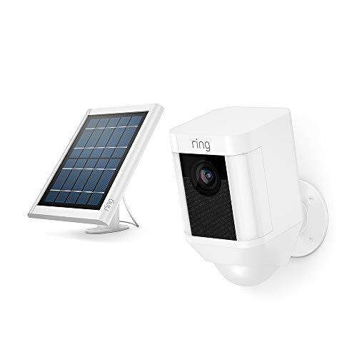 Ring Spotlight Cam Solar (White)