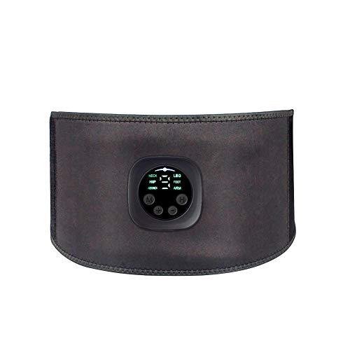 ASHTRAY EMS Hip Bauchtrainingsgerät Muskelstimulation Trainer intelligenter Gewichtsverlust Gürtel Bauch Instrument Gewichtsverlust Instrument Massage