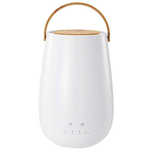 FMOGE Cool Air Humidifier, 4 Liters Of Large-Capacity Space For Humidification, Quick Release Of Micron Mist For Humidification, Used In Bedrooms, Kitchens And Offices