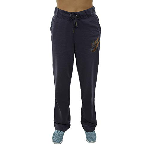 Nike Women's Sportswear Metallic Fleece Pants