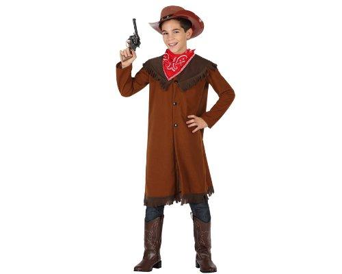 Atosa - 23811 - Costume - Déguisement De Cow-boy - Garçon - Taille 4