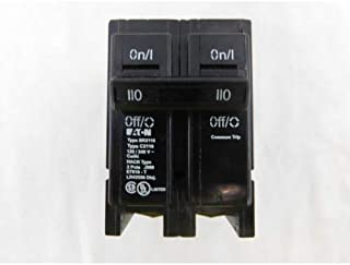 Pack of 5 Eaton 606003 Cl Series 1-Pole Classified Breaker 40A