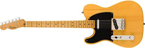 Squier Classic Vibe 50s Tele MN, Butterscotch Blonde · Linkshandige Elektrische Gitaar
