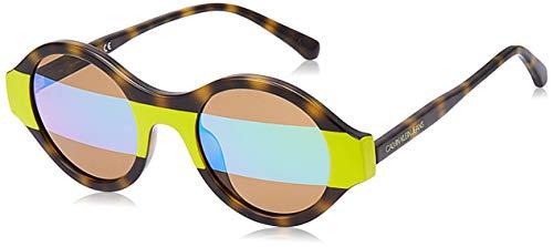 Calvin Klein unisex gafas de sol CKJ20505S, 370, 49
