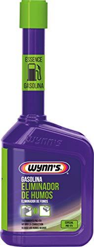 Wynn's Eliminador de humos gasolina 325ml
