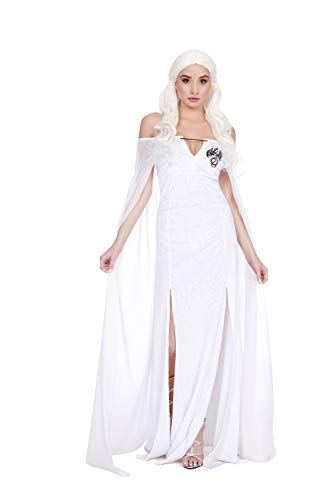 Dreamgirl Women's Dragon Beauty, Costume, Medium