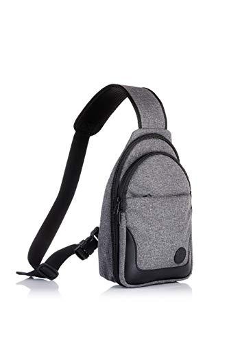 FALCO Practical Chest Concealed Gun Bag (Gun Metal)