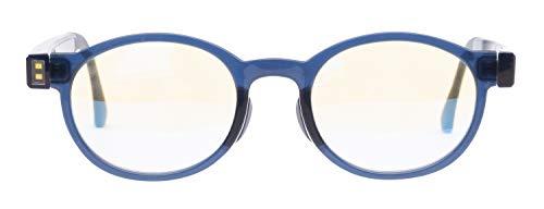 クリアストーン HoldOn Ai/Glasses ブルーライトカットメガネ キッズ ネイビー