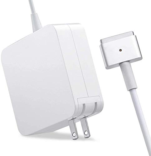 Updated Version Mac Book Pro Charger, 85w Power Adapter Replacement for MacBook Pro 17/15/13 Inch (Made After Mid 2012)