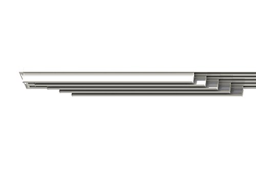 KAATEN RIEL Panel JAPONES/RIEL Panel Deslizante (238_cm_5_vi