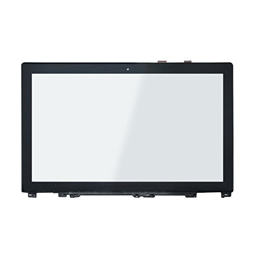 Lenovo Ideapad U530 Touch Screen Replacement