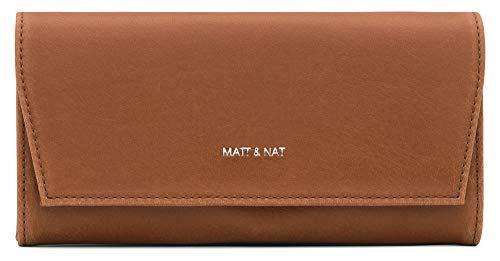 Matt & Nat Vintage Vera Geldbörse tan
