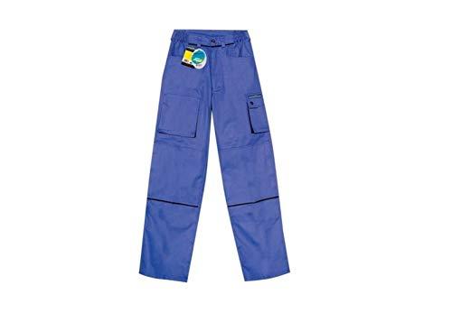 Goodyear 66548Hose, 65% Polyester 35% Baumwolle, flanellato Innen, 395gr, Royal, mehrfarbig, S