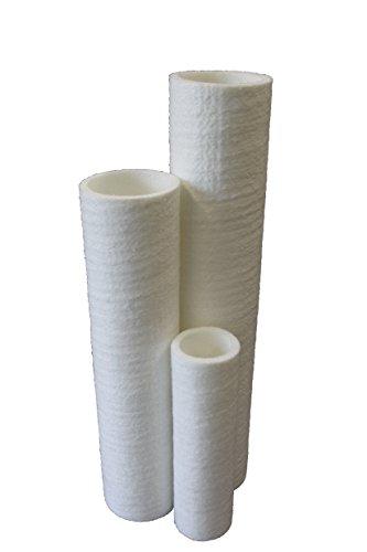 Ersatzfilterkerze, D 70/60 x 300 mm lang, 80 µm, VE: 1 St.