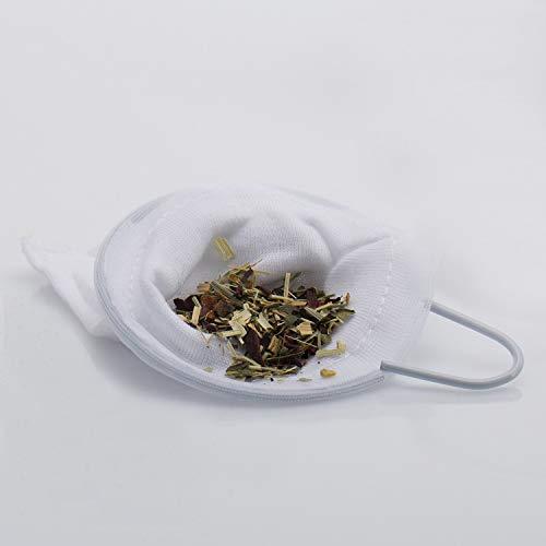 Westmark Teenetz, Für 4 Tassen Tee, Teatime, ø 9 cm, Baumwolle, 15312230