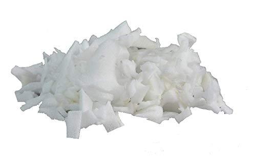 all4all Schaumstoffflocken Schaum Kissenfülung Fülung 1 kg Füllmaterial für Kissen und Polster