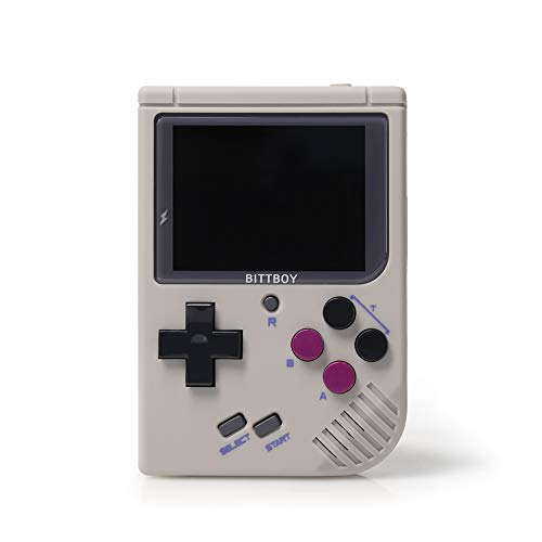 BITTBOY Video Game Console New Version3.5 Retro Game Handheld Games Console Player Progress Save/Load MicroSD Card External