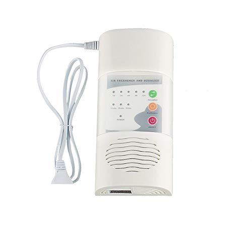 ZUZU Air ozoniseur Purificateur d'air Désodorisant Domestique Générateur d'ioniseur d'ozone Stérilisation Filtre Germicide Désinfection Salle Blanche(Enchufe Versión Europea),US