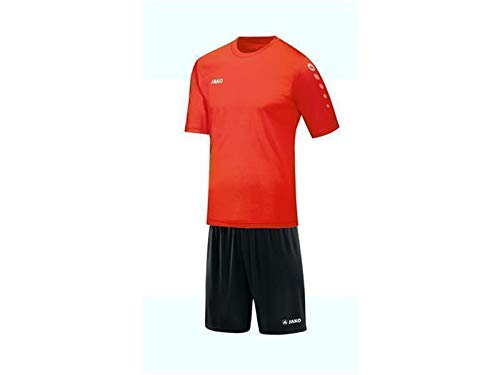 Jako Trikot Set Team / Trikot + Hose flame XL