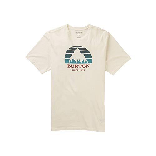 Burton Herren Underhill T-Shirt, Stout White, L