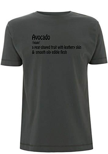 Tijd 4 Tee Avocado Betekenis T Shirt Mens Top Fruit Vegan Vegetarische Hippy Gezondheid Voedsel Gift Trendy Grappige Veggie