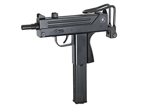 ASG Ingram/Cobray M11 .177 Caliber Steel BB Gun Non-Blowback Air...