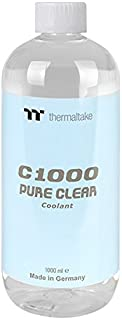 Thermaltake C1000 1000ml Pure Transparent Pre-mixed Clear Coolant Cooling CL-W114-OS00TR-A