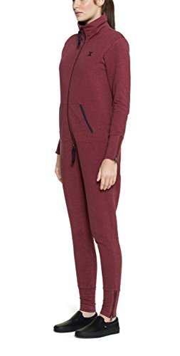 Onepiece Unisex Jumpsuit Out, Rot (Red Mel) - 2