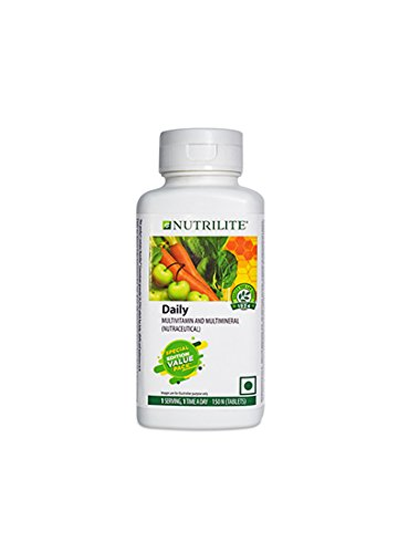 NUTRILITE Daily 150 Multivitamin and Multimineral Tablet