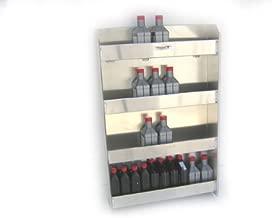 Pit Posse Senior Oil Storage Aluminum Cabinet