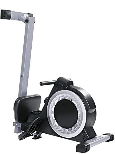Máquina de remo,Máquina de remo inteligente para el hogar,Ajuste de resistencia de control magnético