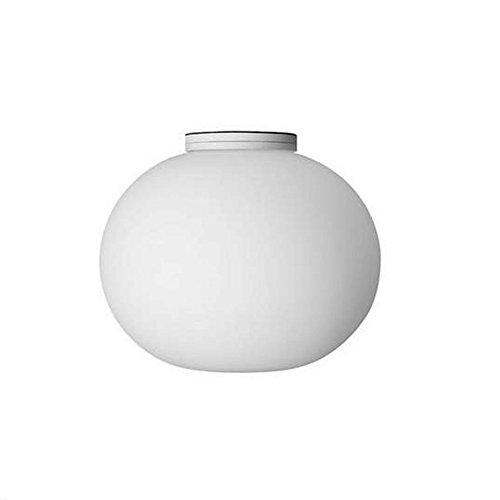 Flos Glo-Ball Lampe E14, 60 W, Blanc