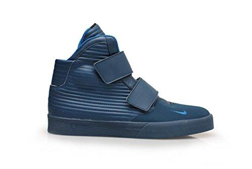 Nike Herren Flystepper 2K3 Basketballschuhe, Blau (Squadron Blue Brgd Bl), 42 EU