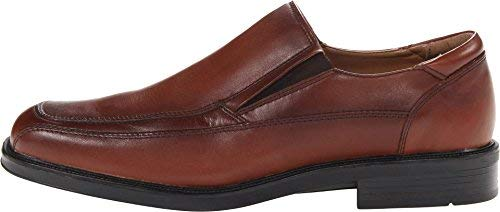Dockers Men's Proposal Leather Slip-on Loafer Shoe,Tan,10.5 M US