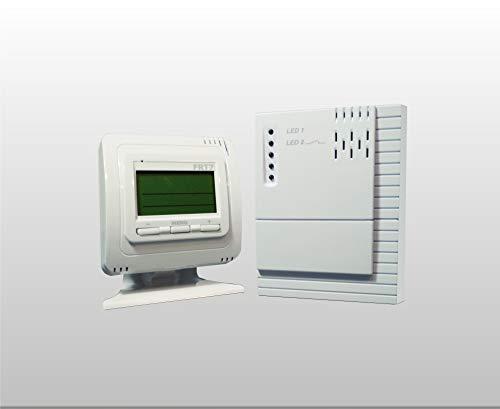 Infrarot-Speicherheizung Deckenmontage 300 Watt, inkl. Funk- Thermostat; Infrarotheizungen können den Raum als Ganzes oder lokal heizen | Deckenheizung ist absolut unschädlich