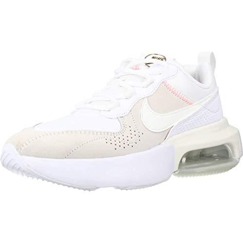 Nike Mujeres Air MAX Verona Running Trainers CZ8106 Sneakers Zapatos (UK 5 US 7.5 EU 38.5, White Sail Atomic Pink Stone 100)