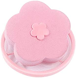 HUICHEN 1 Pcs Hair Removal Catcher Filter Mesh Pouch Cleaning Balls Bag Dirty Fiber Collector Washing Machine Filter Laund...