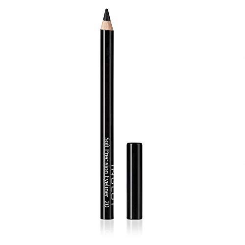 Inglot Soft Precision Eyeliner perfekt für Smokey Eyes mit Jojobaöl für eine weiche Konsistenz sorgt und ein präzises Auftragen ermöglicht, 1.1 gr : 20
