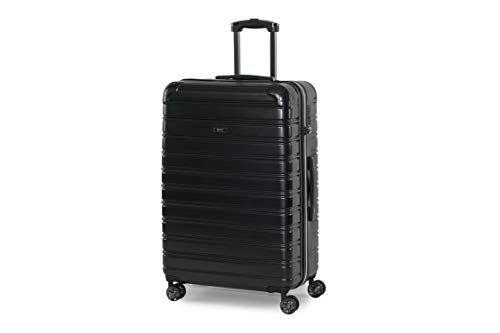 Rock Chicago 78cm Hardshell Large Suitcase Black