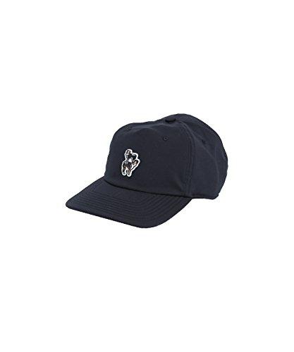Coal Herren The Sleepy Se Hat Stretchy 5 Panel Adjustable Cap Kappe, schwarz, Einheitsgröße