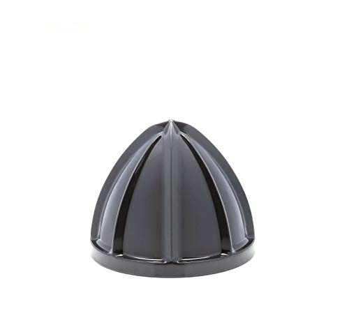 Black Citrus Reamer Zitrusfrucht-Reibahle Head Press Cone Citrus For PHILIPS Foodprocessor HR7774 HR7776 HR7777 HR7778 HR7986 HR7987 HR7989 HR7993 HR7994 RI7774 RI7775 RI7776 RI7778 996510056772