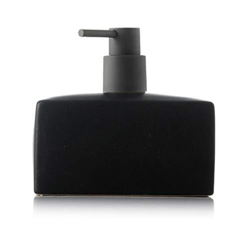 GFD - Dispensador de jabón de baño de cerámica, tamaño Grande, 2 CC, 500 ml
