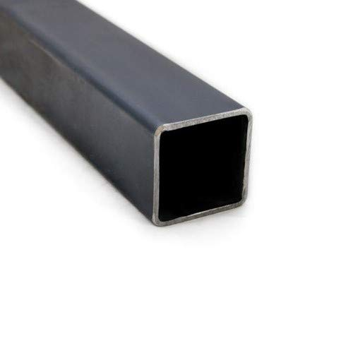 MILD STEEL SQUARE TUBE HOLLOW METAL BOX PIPE SECTION 20-50mm DIA. ALL SIZES (30x30mm)