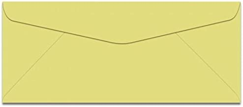 Earthchoice Canary No 10 Spasm Max 65% OFF price 4-1 8-x-9-1 Envelopes 2 089 - 500-pk