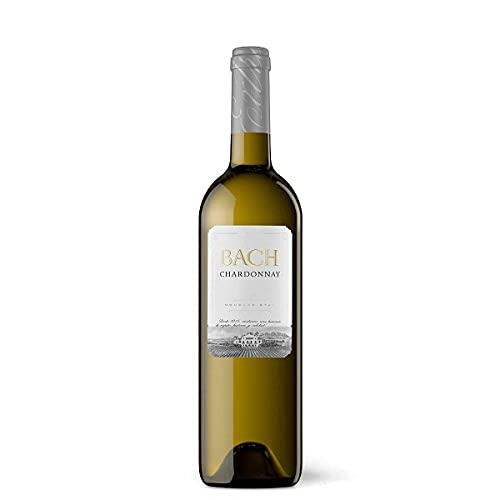 Vino Blanco Bach Chardonnay - 100% Chardonnay - 75cl