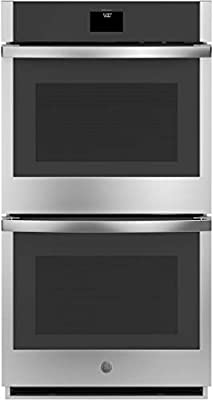 GE JKD5000SNSS 27 Inch Electric Double Wall Oven in Stainless Steel