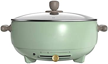 DYXYH Hot Pot Électrique Des Ménages Multi-fonction Marmite Pot Dortoir Électrique Pot Petit Cuisinière Électrique Poêle À...