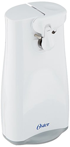 Oster 3125 Electric Can Opener, 220 Volts (Not for USA),White